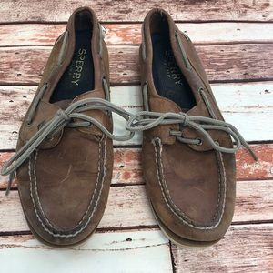 Sperry Top-siders boat shoes Classic style sz 9.5M
